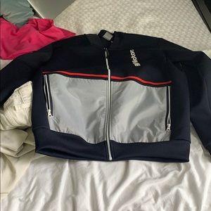 BMW Motorsport jacket polyester size large